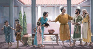 Հյուրընկալությունն Աստվածաշնչյան ժամանակներում